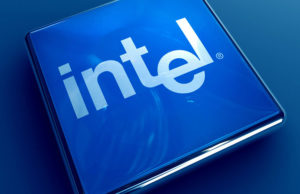 Intel Logo Old